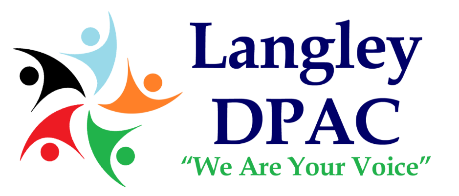 Langley District Parent Advisory Committee logo